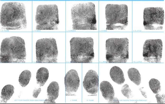 Livescan Fingerprinting Services Las Vegas