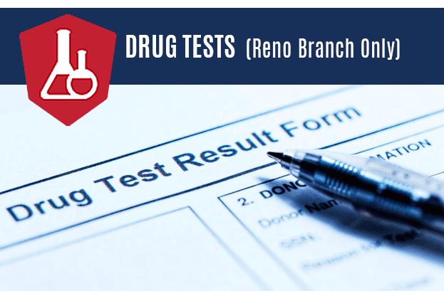Drug Tests - Fingerprinting Express