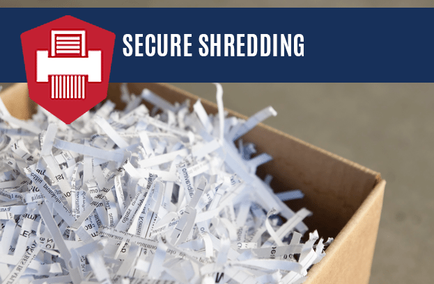 secure shredding