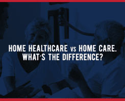 Healthcare vs Home Care - Fingerprinting Express