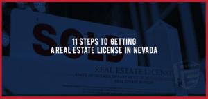 Real Estate License in Nevada