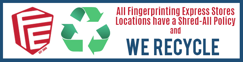 Fingerprinting Express Nevada - We Recycle