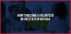 Volunteer in the State of Nevada