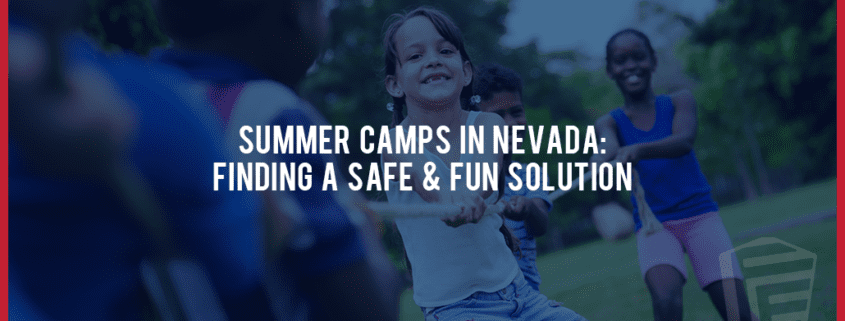 summer camps in nevada that are safe and fun