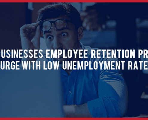 small businesses employee retention problems surge