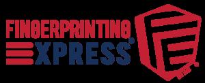 Fingerprinting Express – Live Scan, Ink Fingerprints, Notary Public, Photos & Shredding Logo